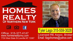 Homes Realty; Tyler Lago
